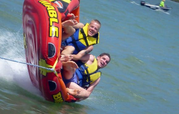 Cairns Bumper Tube Rides